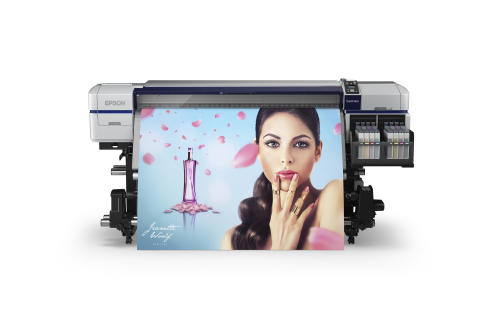 Press Release: Epson launches new high-speed dye-based production signage printer, the SureColor SC-B9070