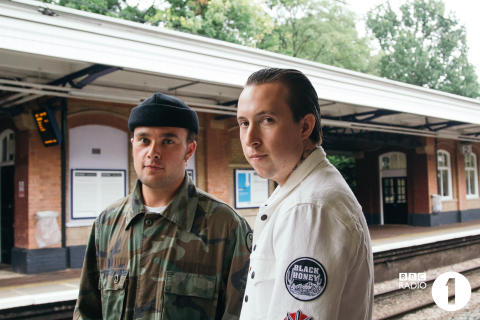 Train firm highlights mental health issues