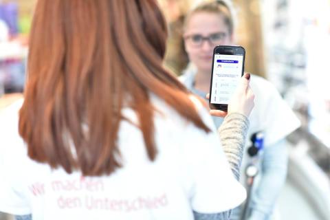 Smartphones für Mitarbeiter