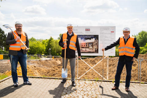 Digital groundbreaking ceremony for the new Witten/Herdecke University campus building