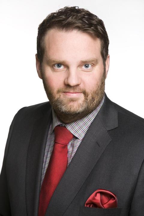 Markus Helin, Chefsmäklare