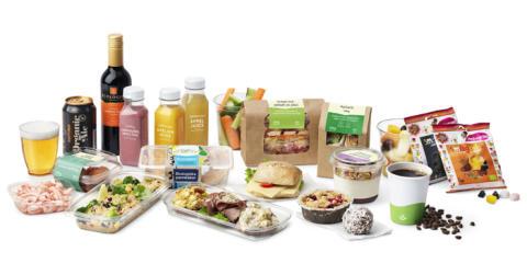 SJ lanserar godare och nyttigare mat ombord