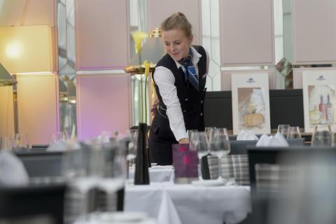 Restaurant Wintergarten im Maritim Hotel München