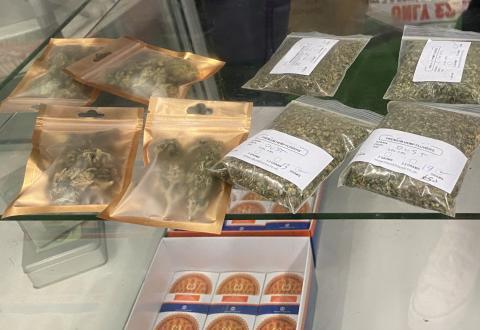 Six men arrested for drug offences following CBD shop warrants in Croydon