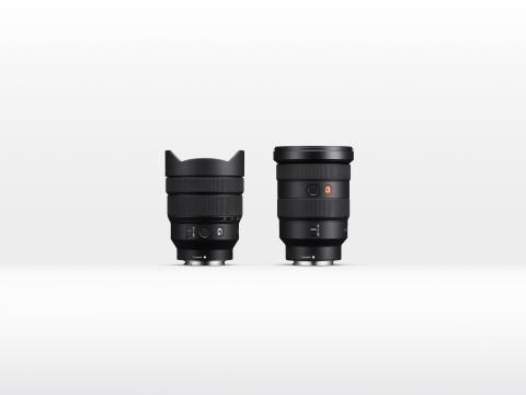 Sony präsentiert zwei neue Vollformat  E-Mount Weitwinkelobjektive