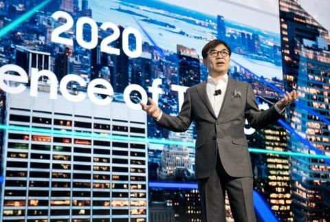 Samsung gör intelligent och lättanvänd IoT till verklighet