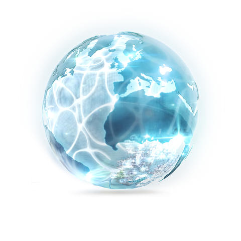 openplanetideas globe without background