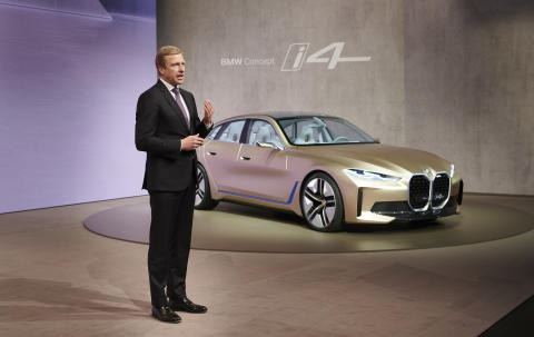 BMW Group Annual Accounts Press Conference 2020