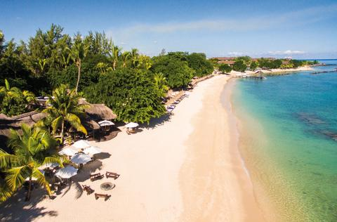 Holiday paradise Maritim Resort & Spa Mauritius.