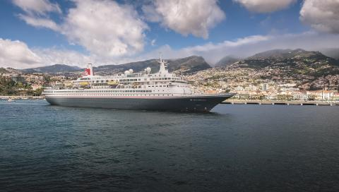 Fred. Olsen Cruise Lines offers free onboard spending credit on selection of longer voyages
