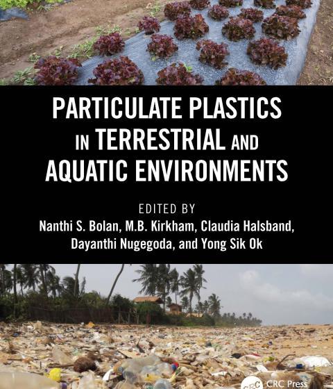 New book on plastics - impacts on terrestrial and aquatic environments