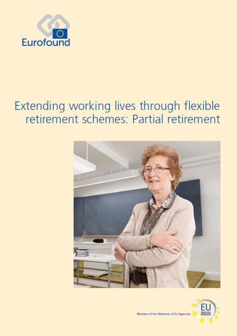 Partial retirement schemes can help secure pensions