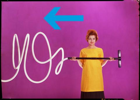 Fotoutställningen Wezäta - en färgrik reklamhistoria