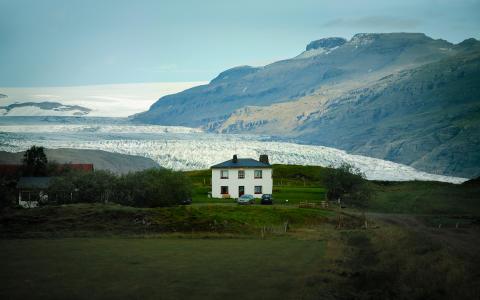 Vatnajökull, Route 1