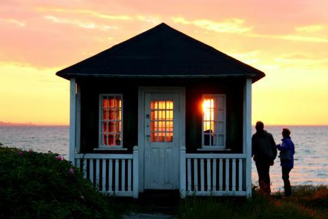 BADEHUSENE – en fortælling om badelivet i Ærøskøbing
