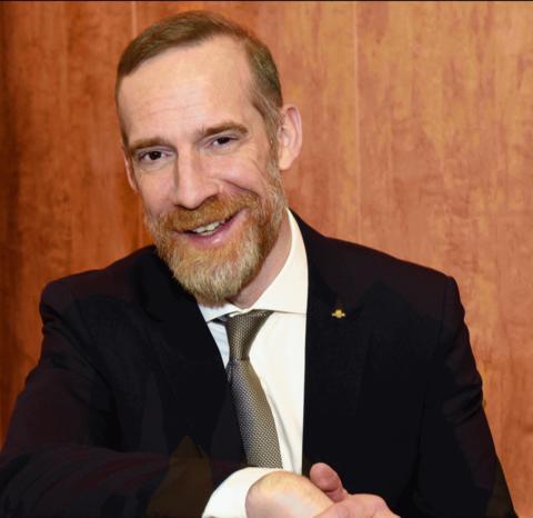 Roland Elter zum Geschäftsführer Vertrieb und Marketing bestellt