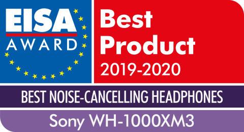 EISA Award Sony WH-1000XM3