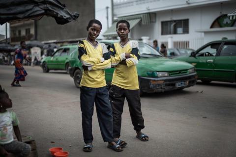 Mahmoud and Amadou