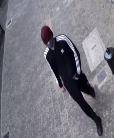 Two images released of man sought in connection with sexual assault in Greenwich
