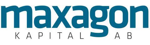 Maxagon Kapital AB: Fondportföljernas avkastning är uppdaterad på webbplatsen.