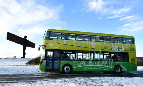 £4.5million boost for popular Angel bus service