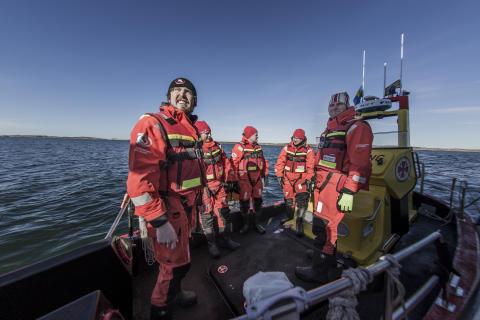 Välkommen till Sjöräddningssällskapet på Båtmässan