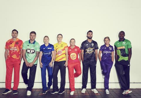 England Cricket stars align for The Hundred