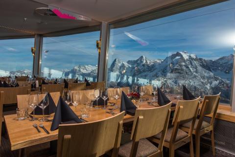 360°-Restaurant Piz Gloria
