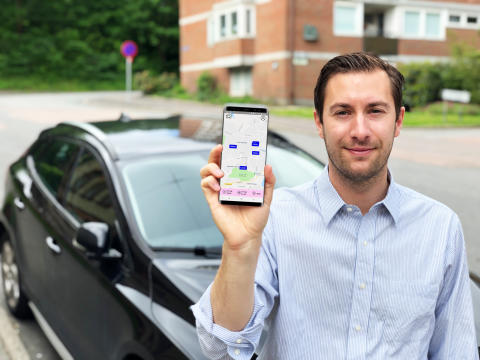 Ciao Ciao Carsharing lanserar smart bildelningstjänst i Göteborg