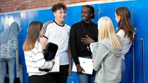 Förändringar planeras för de kommunala gymnasieskolorna