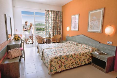 allsun Hotel Palmira Paradise Zimmer