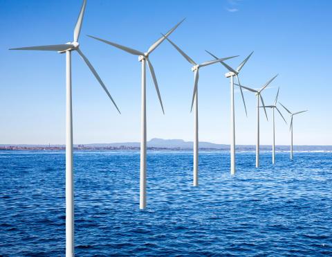 Regeringen offentliggør laveste bud i udbuddet af kystnære havvindmøller