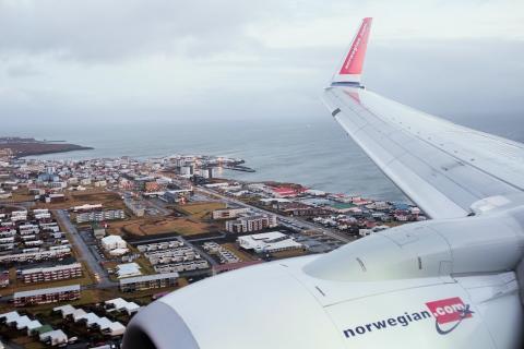 Norwegian unirá Alicante con Islandia a partir de junio