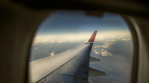 Norwegian aircraft winglet