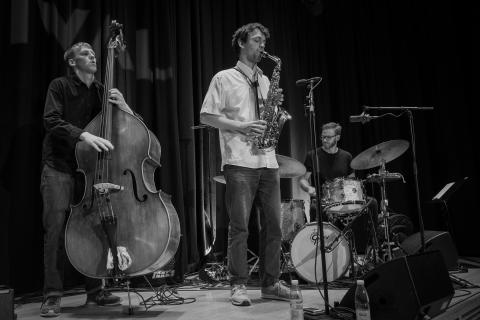 Aloft Quartet, Oslo Jazzfestival