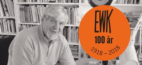 EWK 100 år och EWK-prisutdelning
