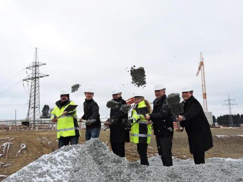 Bayernwerk baut neues Umspannwerk in Naila