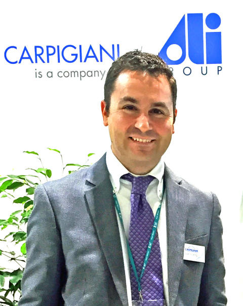 Giovanni Virgilli, IoT Solutions Manager, Carpigiani