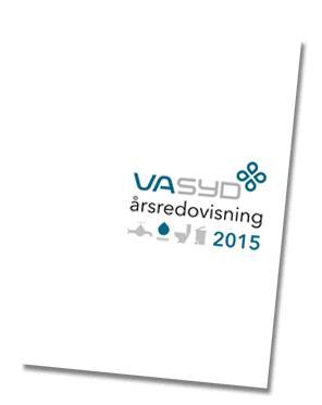 VA SYDs ekonomiska resultat 2015