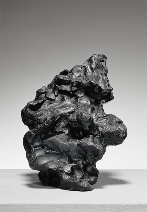 Per Kirkeby, Head at Home IV, 1991–1992