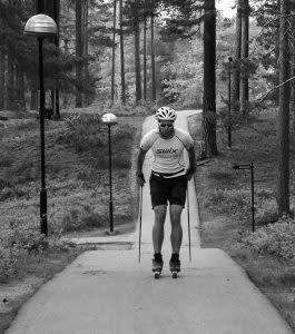 Finslipa tekniken Cross Country med Axel Mattsson