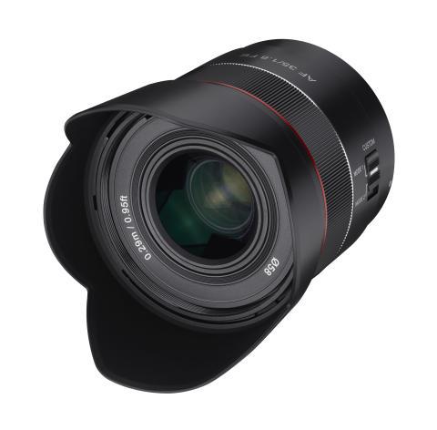 Samyang AF 35mm F1.8 FE Product Image 01 - 45