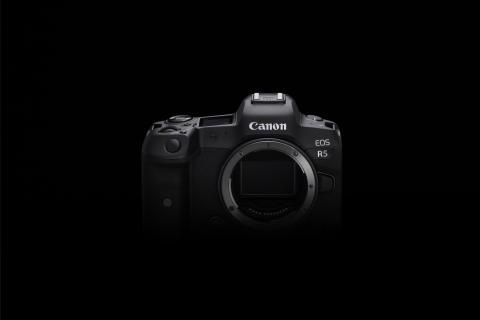 Professionelt spejlløs på en helt ny måde – Canon annoncerer udviklingen af det banebrydende EOS R5 med 8K-video