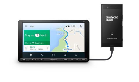 XAV-AX8050D και XAV-1500: Ταξιδέψτε έξυπνα και με ασφάλεια με τους νέους δέκτες πολυμέσων αυτοκινήτου της Sony