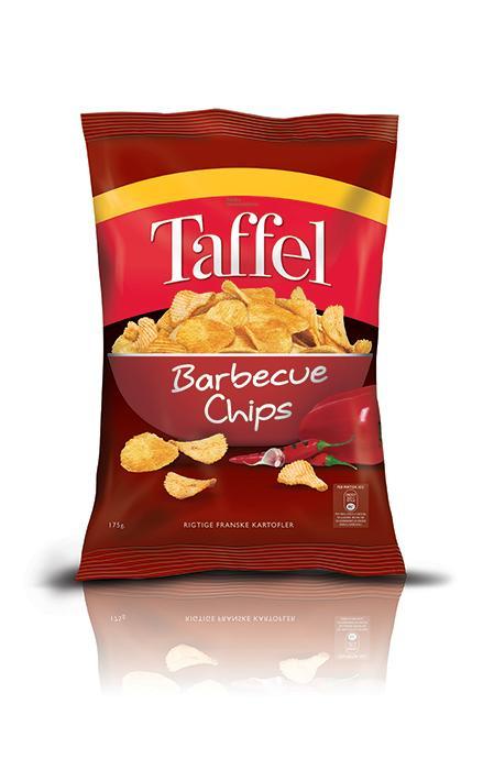 Taffel CHP Barbecue 175g