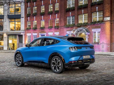 Mustang Mach-E_Go Electric