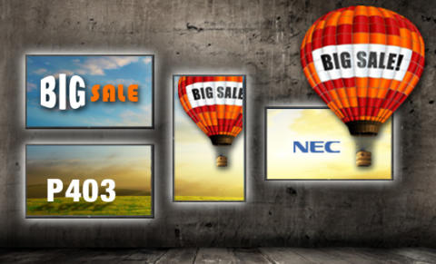 BIG NEC SALE