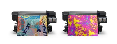 Epson Launches Its First Dye-Sublimation Printer with Fluorescent Inks
