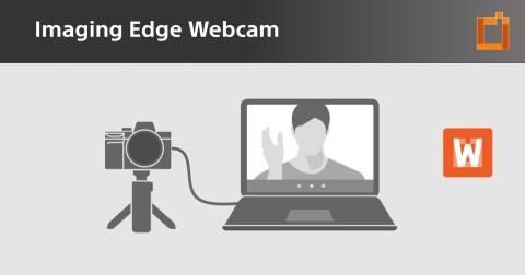 Imaging Edge Webcam  Disponible pour PC et Mac OS !