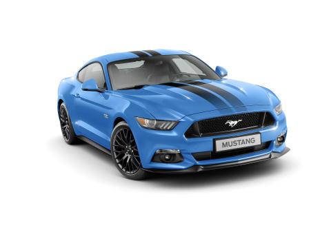 Ford lanserer to lekre spesialutgaver av Ford Mustang